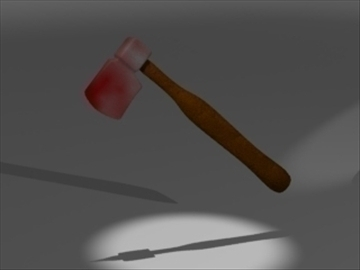 hatchet 3d model 3ds 81226