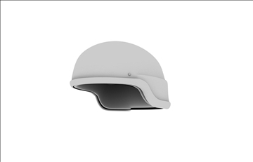 helmet 3d model 3ds dxf c4d obj 96246