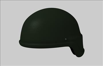 helmet 3d model 3ds dxf c4d obj 96247