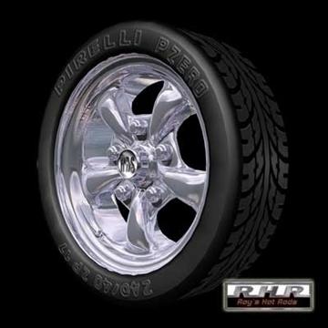 high tech hot rod pick-up 3d model lwo obj 81895