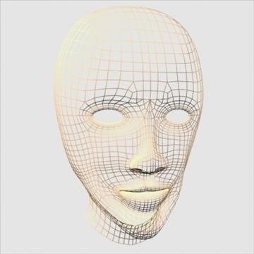 хүний хуяг толгой 3d загвар max 100657