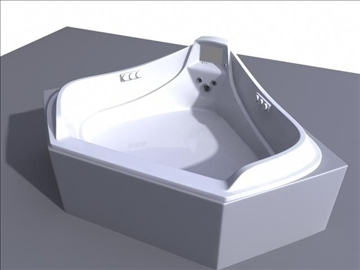 jacuzzi_ 3d model ma mb 82811