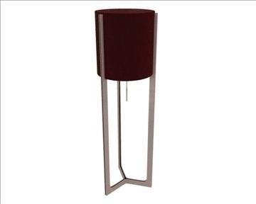 лампа нирвана пай 3d модел ma mb obj 82785
