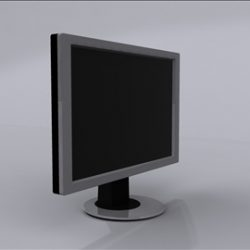 LCD Monitor ( 27.6KB jpg by chrisb )