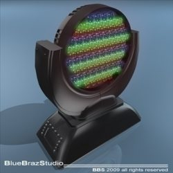 LED moving head ( 74.32KB jpg by braz )