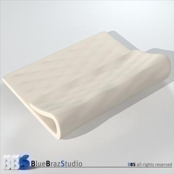 mattresses 3d model 3ds dxf c4d obj 107054