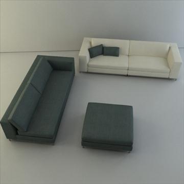minotti albers цуглуулга 3d загвар 3ds max texture 110858