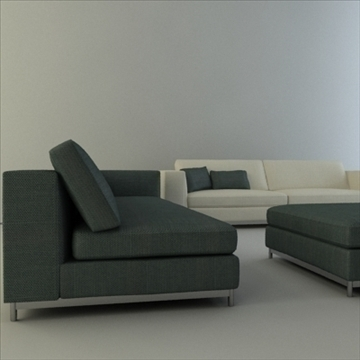 minotti albers цуглуулга 3d загвар 3ds max texture 110859
