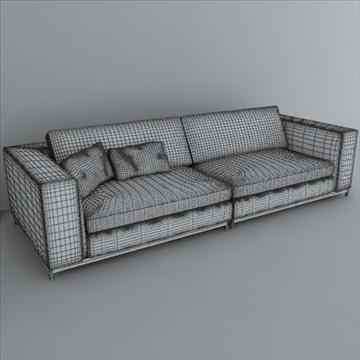 minotti albers цуглуулга 3d загвар 3ds max texture 110865