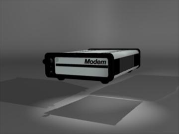 modems 2 3d modelis 3ds dxf lwo 81118