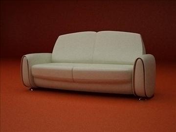 modern sofa 3d model max 109367