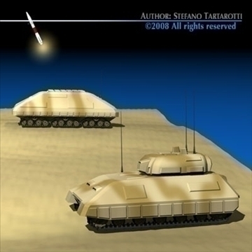 modern warfare scenario 3d model 3ds dxf c4d obj 88369