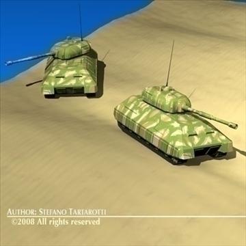 modern warfare scenario 3d model 3ds dxf c4d obj 88370