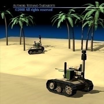 modern warfare scenario 3d model 3ds dxf c4d obj 88371