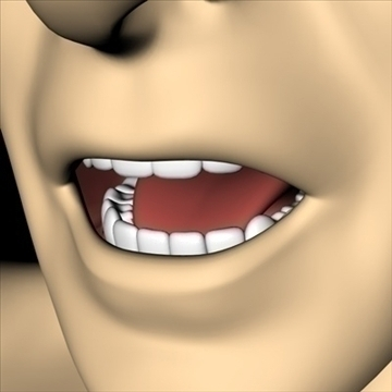 Mouth zip