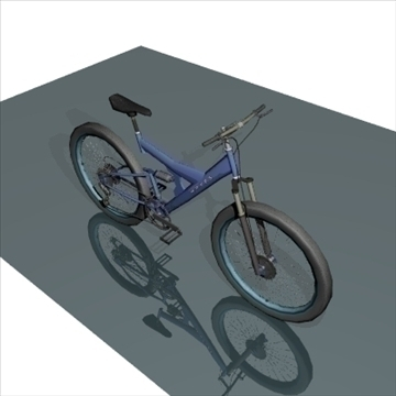 mrves bicycle 3d model 3ds 97994