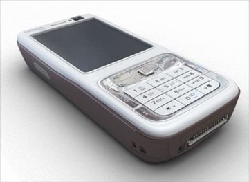 nokia n73 mobile high 3d model maks 84880