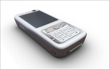 nokia n73 mobile high 3d model max 84882