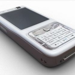 Nokia N73 mobile high model ( 50.09KB jpg by simon.chou )