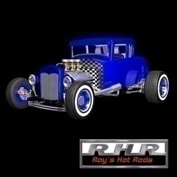 nostalgia hot rod coupe 3d model lwo 82081