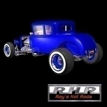 nostalgia hot rod coupe 3d model lwo 82085