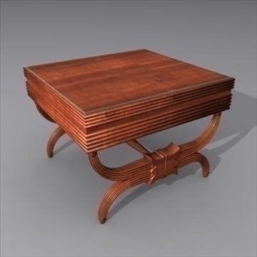 ornamental table_max 3d model 3ds max fbx cob c4d lwo obj 89431