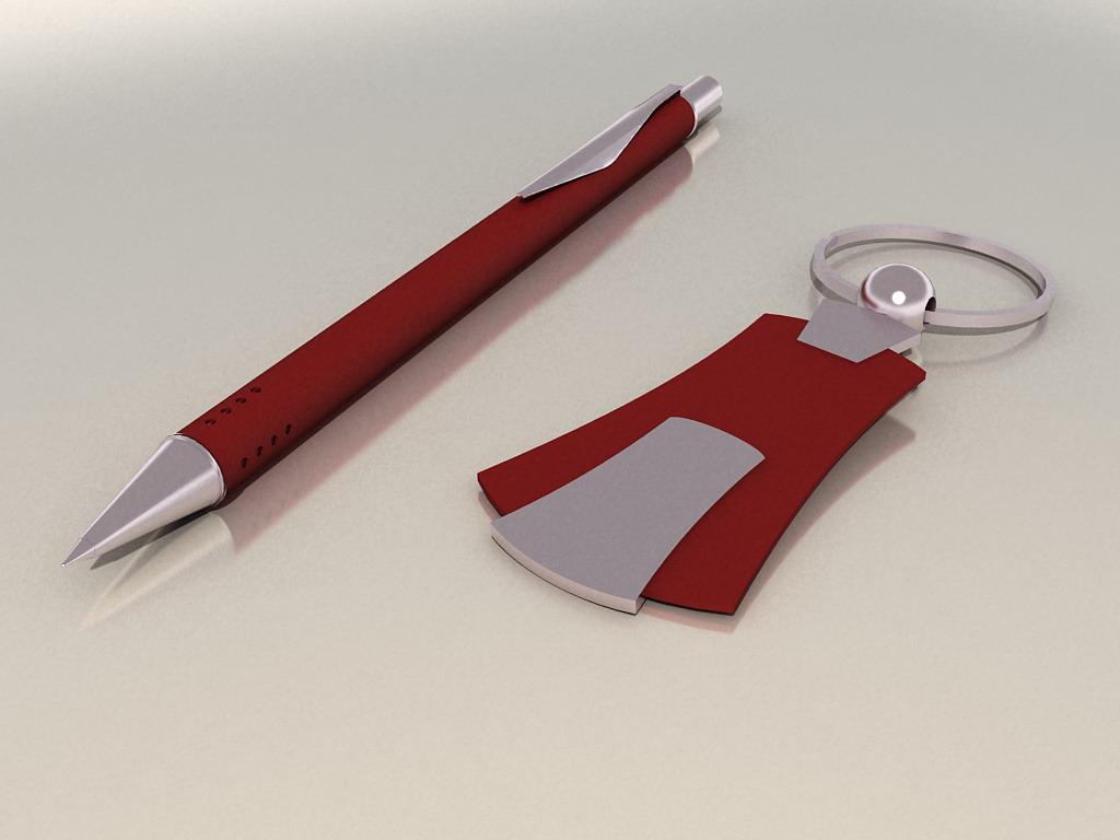 pen trinket 3d model max 79424