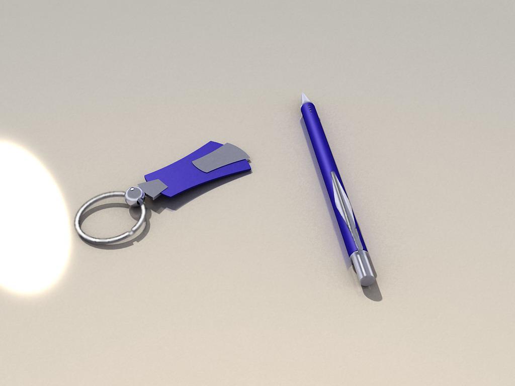 пенкало со сирење 3d модел макс 79425