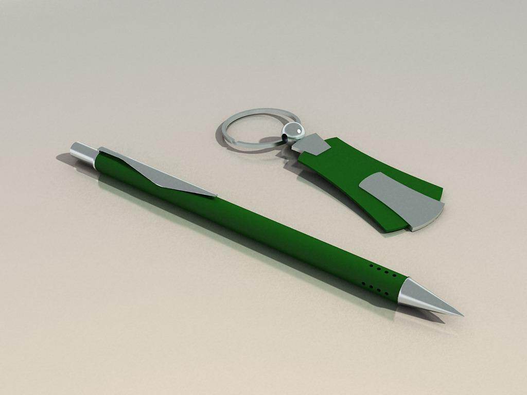 пенкало со сирење 3d модел макс 79426
