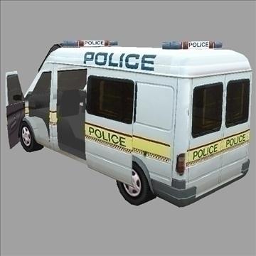 policijas pārvadātājs 3d modelis 3ds max fbx lwo ma mb hrc xsi obj 99359
