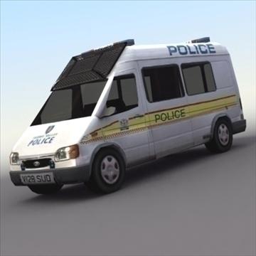 policijas pārvadātājs 3d modelis 3ds max fbx lwo ma mb hrc xsi obj 99361