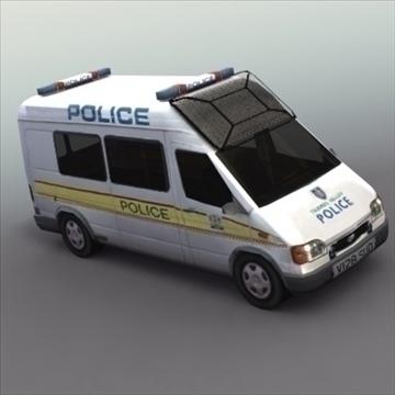 policijas pārvadātājs 3d modelis 3ds max fbx lwo ma mb hrc xsi obj 99362