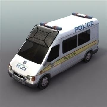 policijas pārvadātājs 3d modelis 3ds max fbx lwo ma mb hrc xsi obj 99363