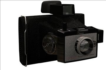 profesionalna kamera 3d model max 98896