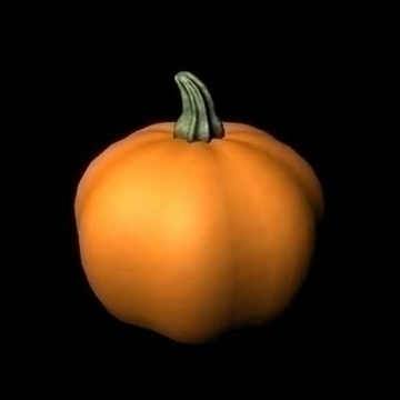 pumpkin 3d model dxf ma mb obj 84618