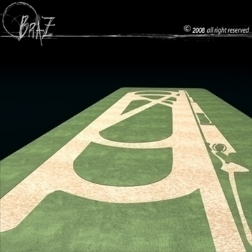 racetrack 3d model 3ds dxf c4d obj 88137