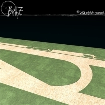 racetrack 3d model 3ds dxf c4d obj 88140