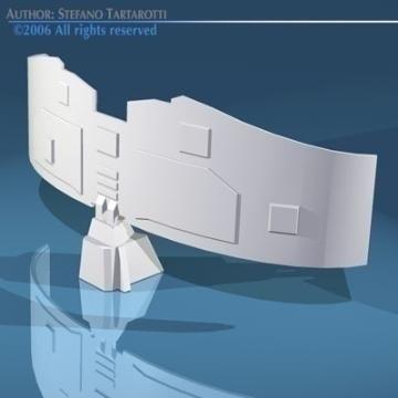 radar 3d загвар 3ds dxf obj 78858