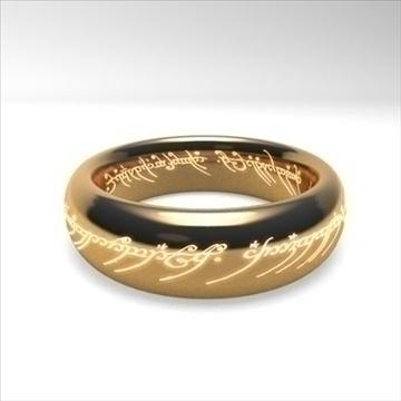 ring.zip 3d model 3ds dxf fbx c4d obj 108982