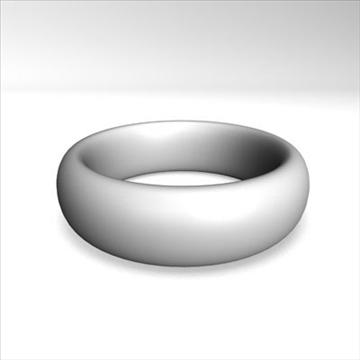 ring.zip 3d model 3ds dxf fbx c4d obj 108984