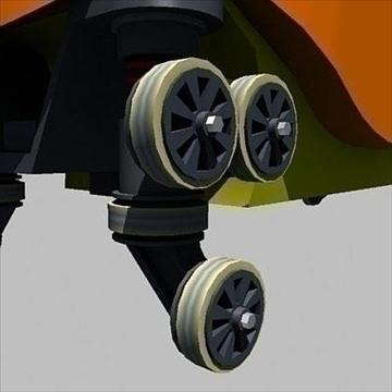 rollercoaster model 3d max 79316