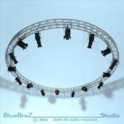 Round Truss ( 71.41KB jpg by braz )