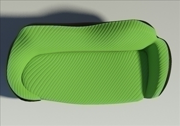 saula marina yaşıl tərkibi 3d model 3ds max fbx obj 109786