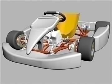 shifter kart 3d model 3ds 88046