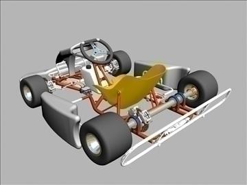 Shifter Kart 3d Model Flatpyramid
