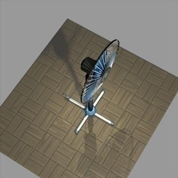 ağıllı fan 3d model 3ds 97460