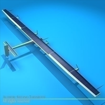 solarni impuls 3d model 3ds dxf c4d obj 94153