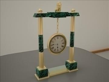 souvenir clock 3d model max 101436
