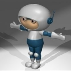 Space Man ( 35.66KB jpg by epicsoftware )