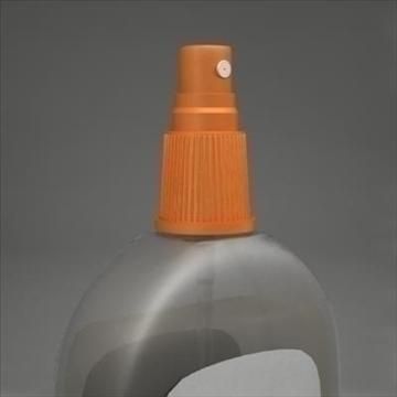 spray bottle 3d model 3ds max fbx obj 107812